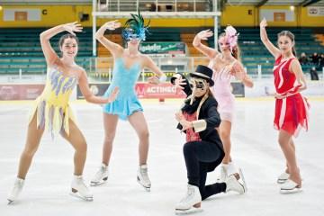 Eissportverein Krefeld, Tanz auf dem Regenbogen