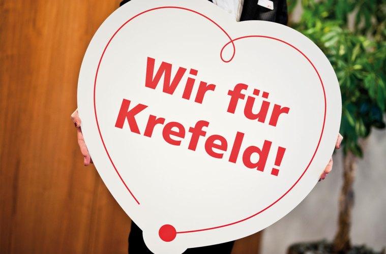 """Die neue Kampagne """"Wir für Krefeld"""" der SWK Stadtwerke Krefeld AG"""