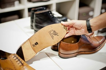 Moccas shoes & more: Das Schuh-Eldorado für Gentlemen