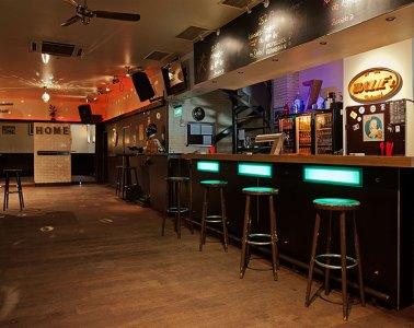 Bar, Theke, Tanzfläche