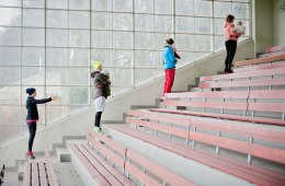 Babys, Sport, Familienspezial