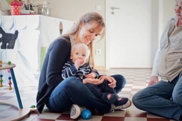 """Ein """"Wellcome-Engel"""" auf Erden - Mütter-Starthilfe vom Kinderschutzbund"""