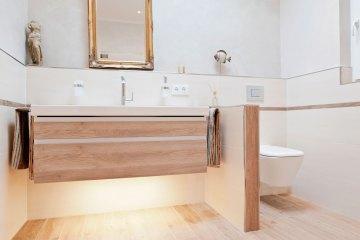 Scheelen GmbH, Badezimmer, Waschbecken, WC
