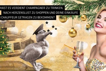 VIP Shopping, Schwanenmarkt, Krefeld