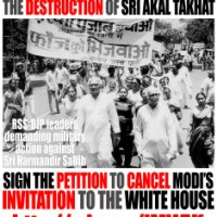 Stop Obama From Hosting Modi At White House
