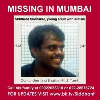 Mumbai SOS : Help Siddhant, with autism, find his way home ‎ #Search4Siddhant‬