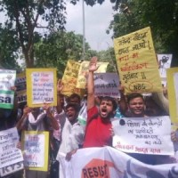 #FTIIMahabharat : 200 students detained at protest in Delhi #WTFnews