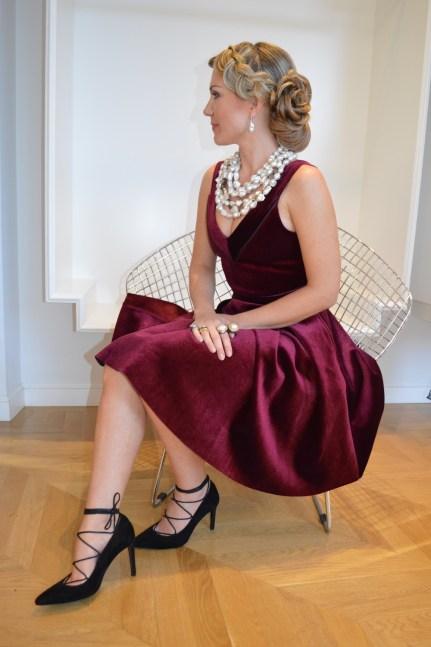 peinado boda Kraemer Alicante