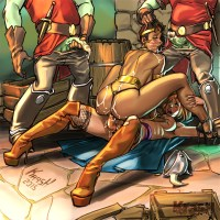 Dungeons & Dragons & Whores