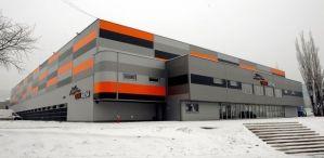 vynovený zimný štadión na Kaveèianskej ceste v Košiciach