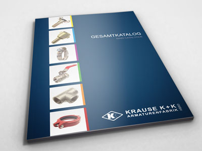 Gesamtkatalog - Krause K + K GmbH