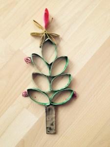 Bricolage sapin noel