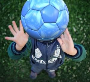 Jeu pour enfant sportif