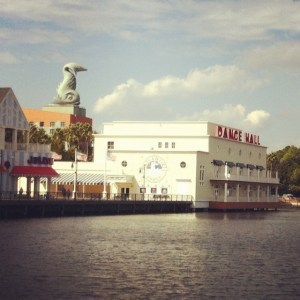 Disney's Boardwalk Atlantic Dance Hall