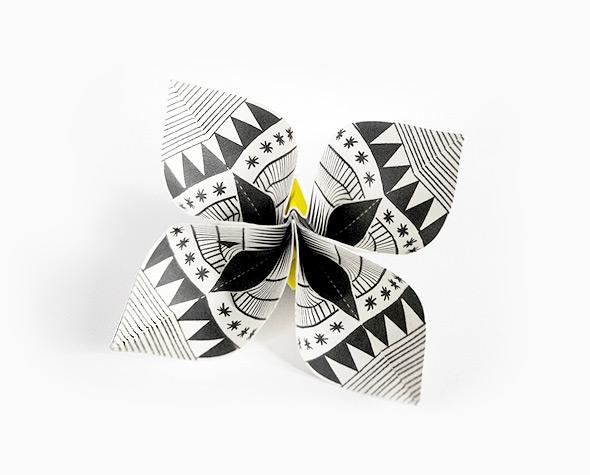 fiore-origami