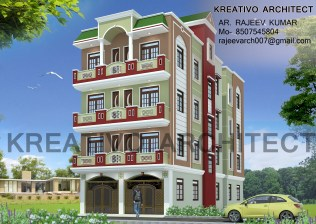 Design of Residential Apartments