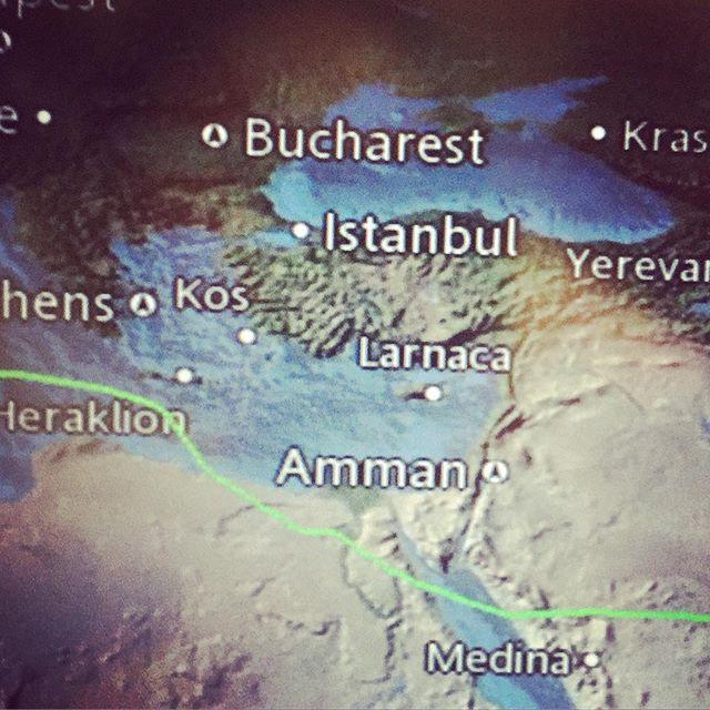 Avoiding south Syria #noflyzone