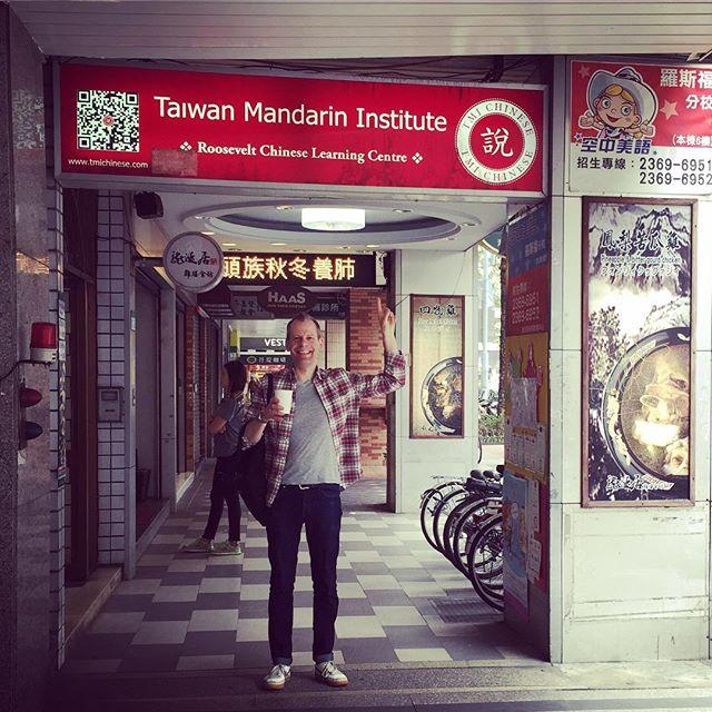 Kai shi xue Zhongwen #learning #mandarin #taipei