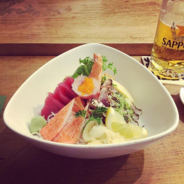 Nothing like a Geido Chirashi - my fav Sushi place for the past 12 years #geido #sushi #brooklyn