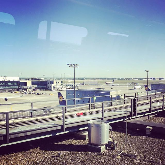 Just another tarmac #businesstrip