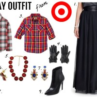Target Holiday Outfit and Gift Guide
