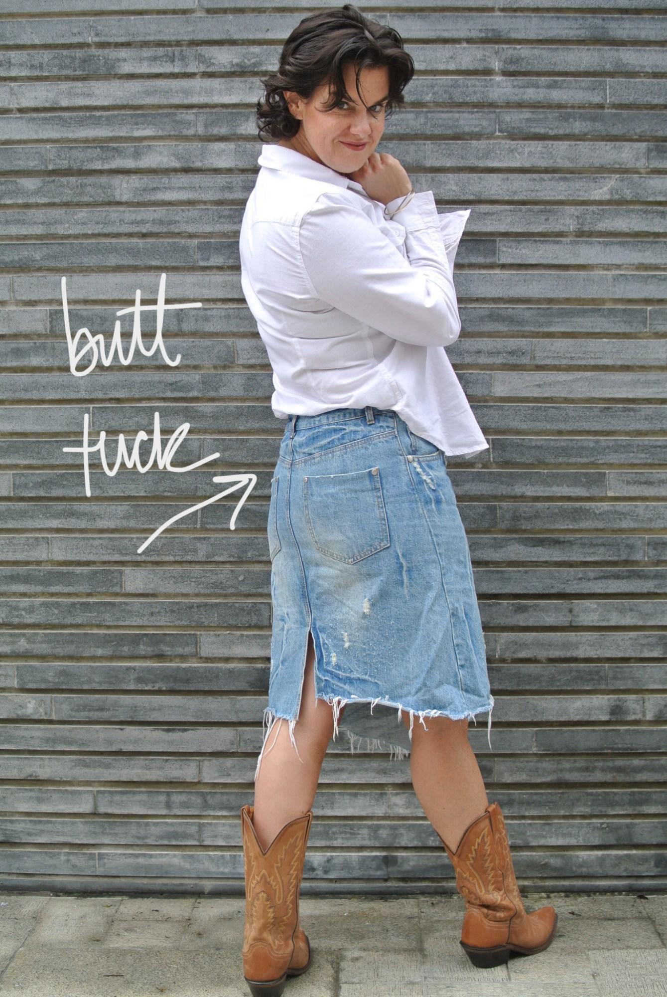 Butt Tucks