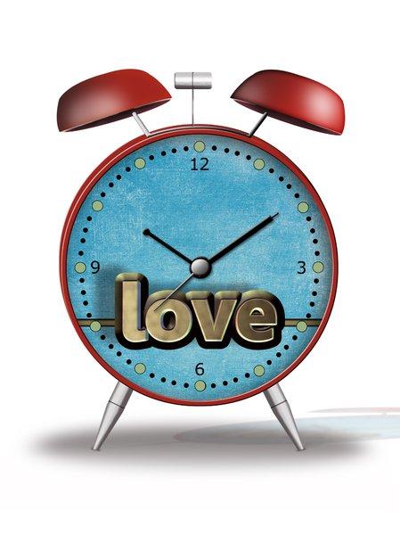 Tijd voor de liefde