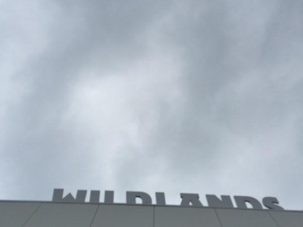lucht en wildlands