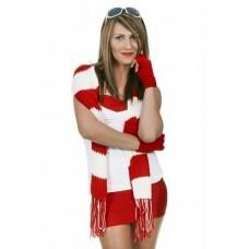 dame met sjaal