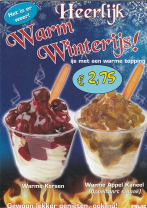 warm ijs