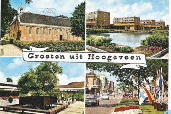 groeten uit Hoogeveen