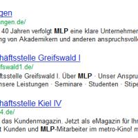 Trickst MLP die Suchmaschine Google aus? Alles MLP oder was?!
