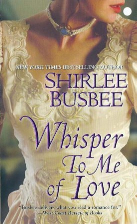 New Cover for WHISPER TO ME OF LOVE