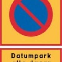 Datumparkering i Falun