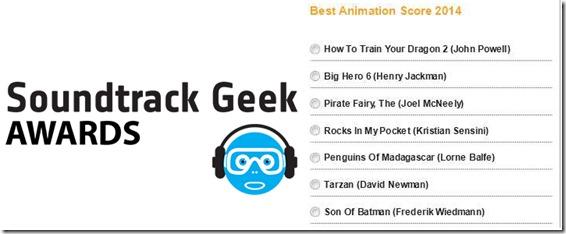 Soundtrack Geek V2