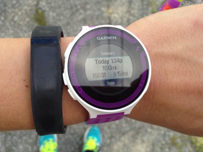 11 Mile Run - Half Marathon Training Week 10