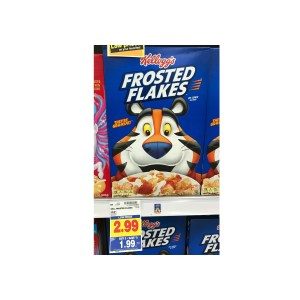Tremendous Kroger Kellogg S Frosted Flakes Slogan Kellogg S Frosted Flakes Commercial Frosted Flakes Participating Items New Coupon Frosted Flakes Cereal Only