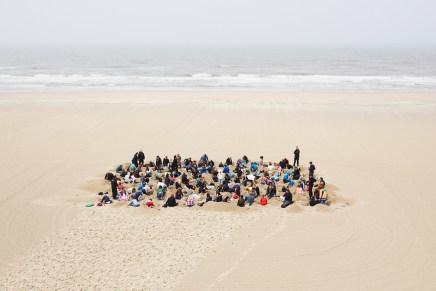 Peter de Krom: over schatgraven op het Hollandse strand