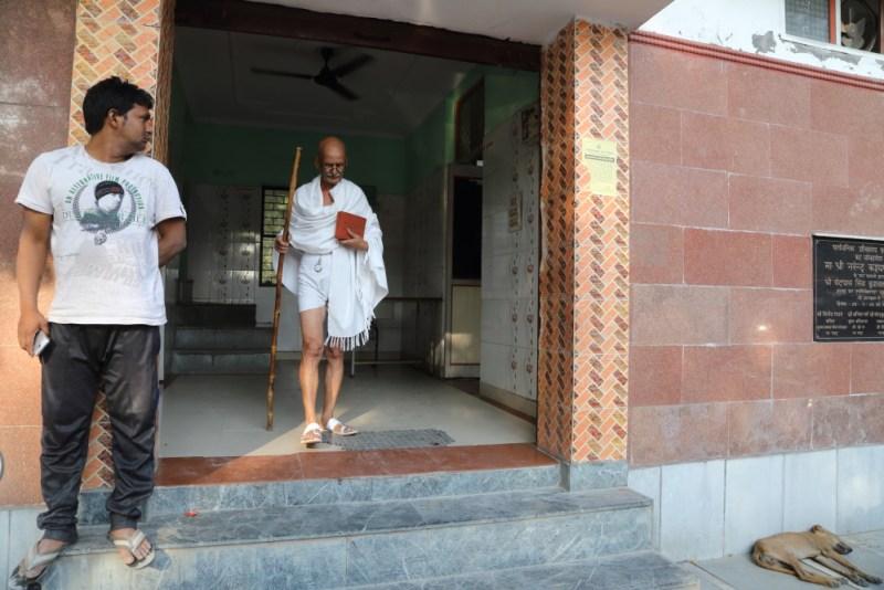 Kshitij Nagar - I am Gandhi© Kshitij Nagar