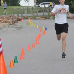 Ross Hicks Wins 5K