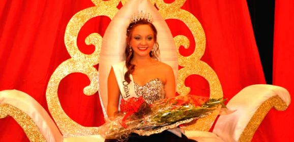 Life is Hectic for Dairy Festival Queen Kennedy Potts