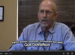 Gus Gustafson About The Weekend on the Plaza