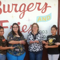 Burger & Fries Donates to Meal A Day
