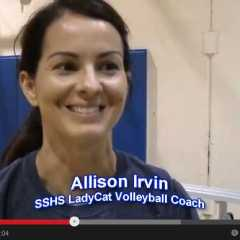 Allison Irvin Talks About the Teams Progress