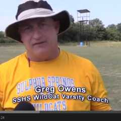 Coach Owens On Last Friday's Scrimmage