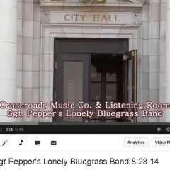 Sgt. Peppers Lonely Bluegrass Band
