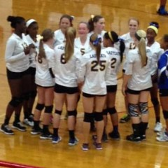 Freshmen VB Dominates Again!!