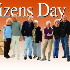 Senior Citizens Day During Fall Festival