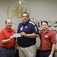 Alliance Bank Debit Card Program Supports Our SSISD