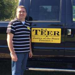 B.J. Teer Comments on His Election to JP